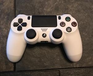 white controller